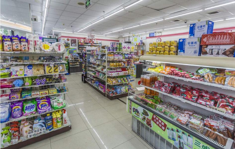 使用微信和支付宝的超市,还在看天气吃饭!